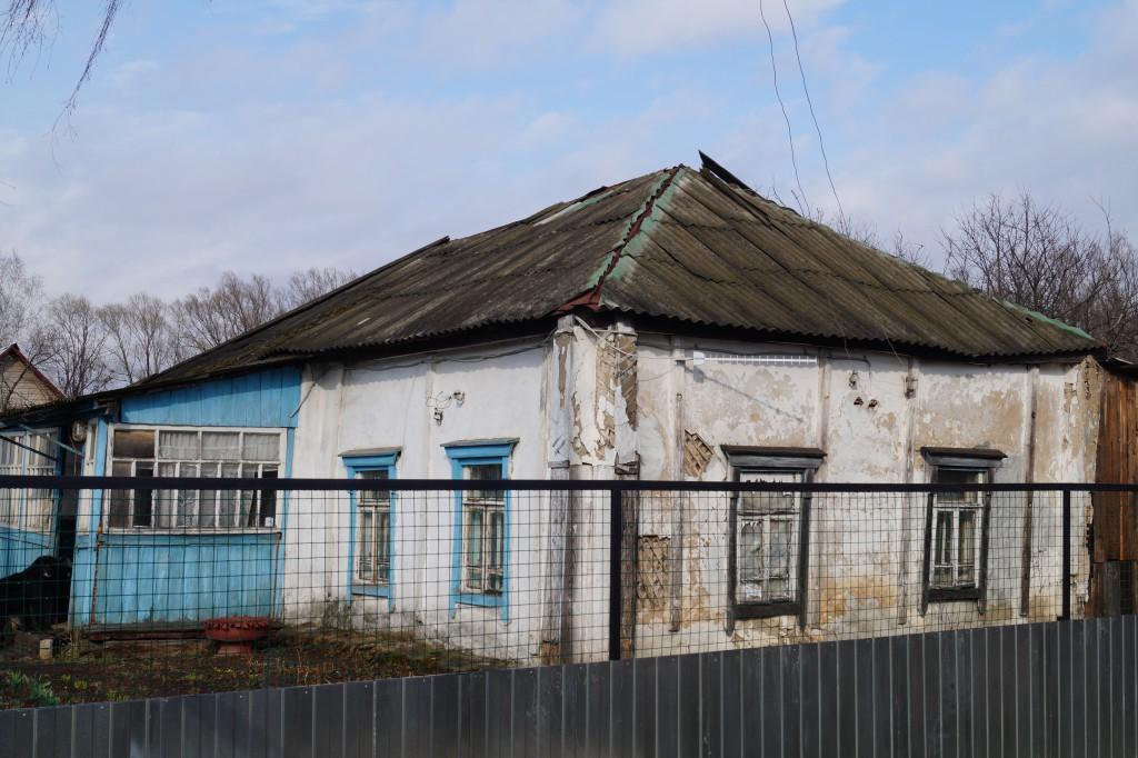 Дом, в который Аня должна вернуться после освобождения
