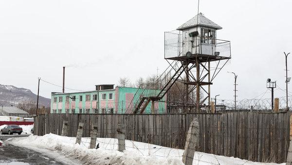 Исправительная колония №6 в Камчатском крае. РИА Новости