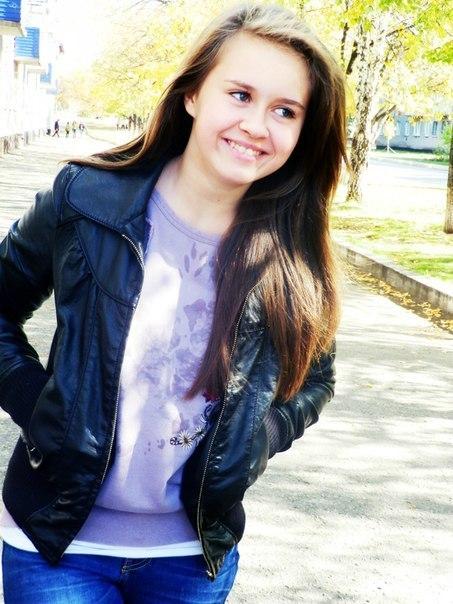 Яна Титова. Фото со страницы http://vk.com/st0p_c0rrupti0n