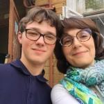 Адвокат Вера Гончарова и Федя Шалаев