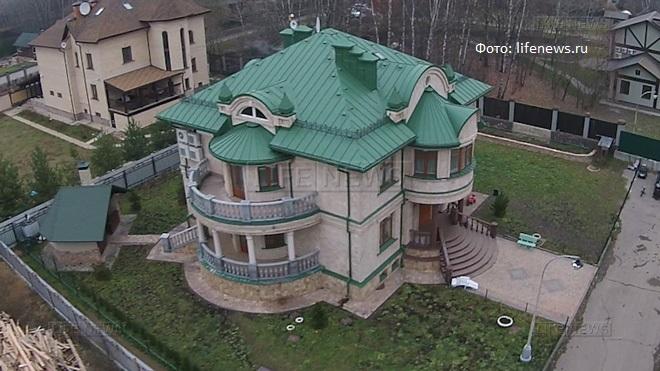 дом Манакова