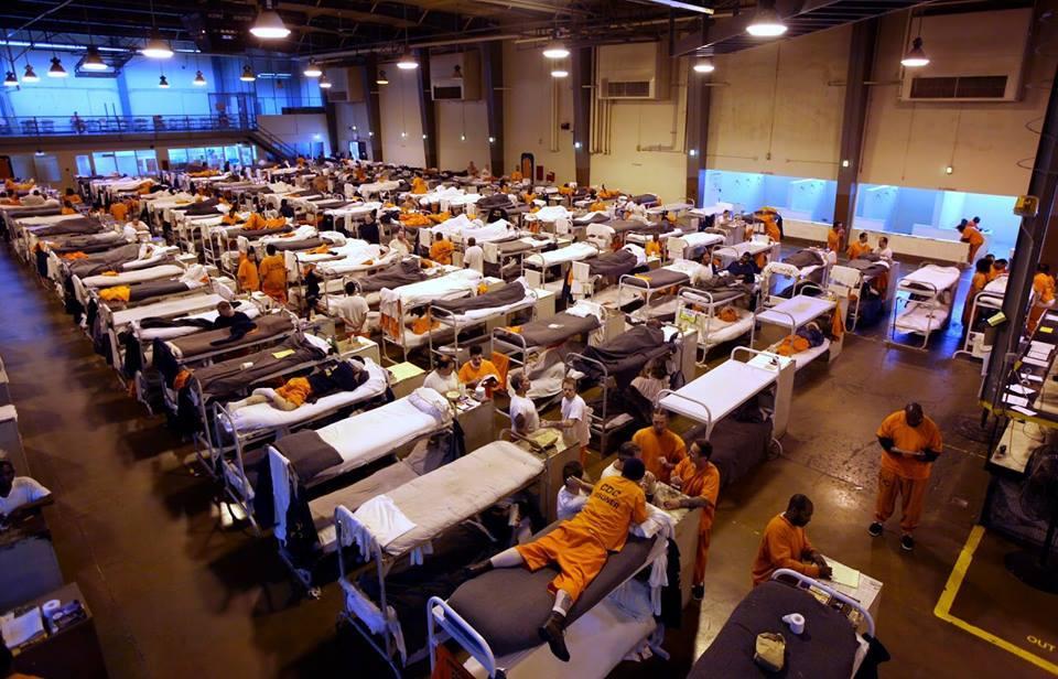 тюрьма Фолсом 3