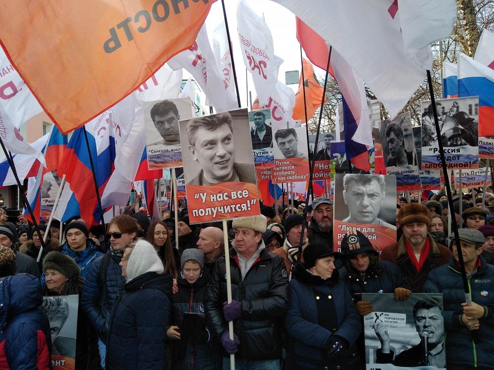 Светлана Осипова: Два года без Бориса Немцова. Россия будет свободной? (Послевкусие)