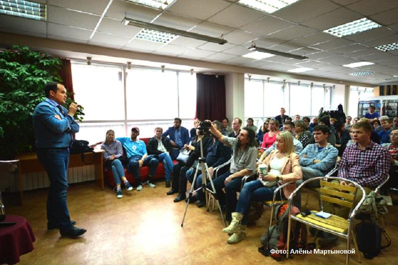 Сиб.фм: «Русь сидящая» научила жителей Новосибирска защищаться от полиции