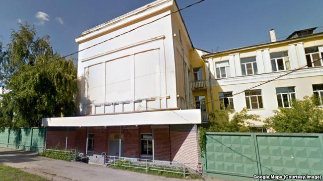 Психиатрическая больница №2 в Нижнем Новгороде