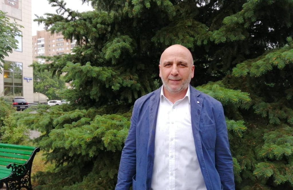 Мосгорсуд оставил в силе оправдательный приговор Георгию Шевченко